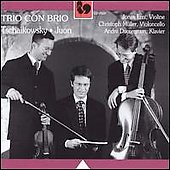 Tchaikovsky, Juon: Piano Trios / Trio Con Brio