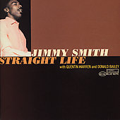 Jimmy Smith (Organ): Straight Life