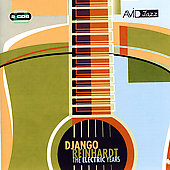 Django Reinhardt: The Electric Years