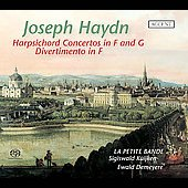 Haydn: Harpsichord Concertos, etc / Kuijken, Demeyere, et al