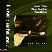 Divisions and Fantasias / Coolen, Zipperling, Ayrton
