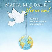Maria Muldaur: Yes We Can!