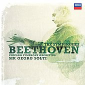 Beethoven: The Symphonies / Sir Georg Solti, Chicago SO