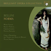Brilliant Opera Collection - Bellini: Norma / Serafin, Callas, Fillipeschi, Stignani