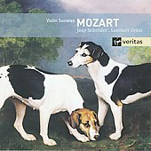 Veritas - Mozart: Violin Sonatas / Jaap Schr&ouml;der, Lambert Orkis