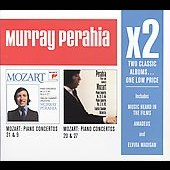 X2 - Mozart: Piano Concerto no 9, 21, 20 & 27 / Murray Perahia, et al