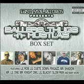 Various Artists: Ballers, Thugs & Hustlas Boxset [Box] [PA]