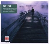 Grieg: Aus Holbergs Zeit; Orchesterwerke