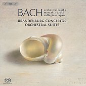 J.S. Bach: Brandenburg Concertos; Orchestral Suites / Suzuki