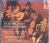 Elizabethan Consort Music