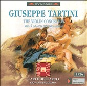 Giuseppe Tartini: The Violin Concertos, Vol. 9 (Lascia ch'io dica addio)