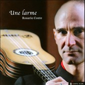 Une larme / music of Francesco Corbetta