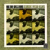 Big Joe Williams: Classic Delta Blues