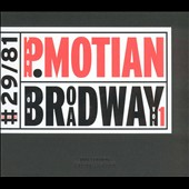 Paul Motian: On Broadway, Vol. 1
