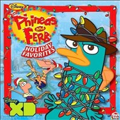 Phineas and Ferb/The Cast of Phineas and Ferb: Phineas and Ferb Holiday Favorites *