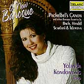 A New Baroque - Pachelbel's Cannon / Yolanda Kondonassis