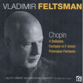 Chopin: 4 Ballades; Fantasie in F minor; Polonaise-Fantasie