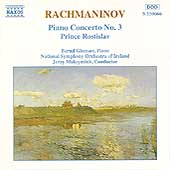 Rachmaninov: Piano Concerto No. 3, Prince Rotislav / Glemser