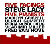 Steve Lacy: Five Facings [Slipcase]