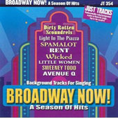 Karaoke: Karaoke: Broadway Now Season of Hits