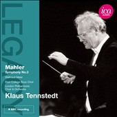Mahler: Symphony No. 3 / Klaus Tennstedt