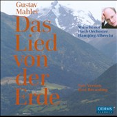 Mahler: Das Lied von der Erde / Rubens, Morloc, Schafer, Eiche
