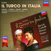 Rossini: Il Turco in Italia / Cecilia Bartoli, Alessandro Corbelli, Ramon Vargas