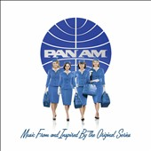 Various Artists: Pan Am: Music from and Inspired by the Original Series