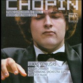 Chopin: Piano Concerto no 1 in E minor; Solo piano works / Lukas Geniusas, piano