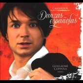 Granados: Spanish Danses / Guillaume Coppola, piano