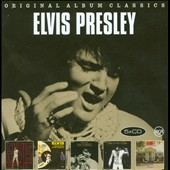 Elvis Presley: Original Album Classics [Slipcase]