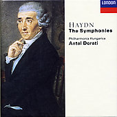 Haydn: The Symphonies / Dor&aacute;ti, Philharmonia Hungarica