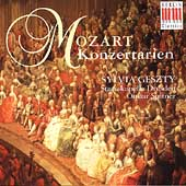 Mozart: Konzertarien /Geszty, Suitner, Dresden Staatskapelle
