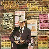 Kenny Baker (Fiddle): Plays Bill Monroe
