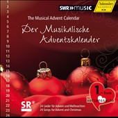 Musical Advent Calendar 2013: 21 Songs for Advent and Christmas