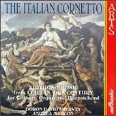 The Italian Cornetto / Doron David Sherwin, Andrea Marcon
