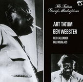 Art Tatum: Tatum Group Masterpieces *