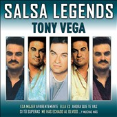 Tony Vega: Salsa Legends