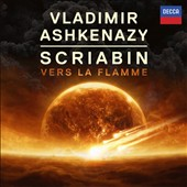 Scriabin: Vers la Flamme [SHM-CD]
