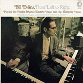 Bill Evans (Piano): From Left to Right [Limited Edition]