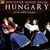 Various Artists: Discover Music From Hungary