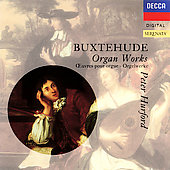 Buxtehude: Organ Works  / Peter Hurford