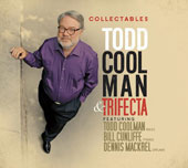 Trifecta/Todd Coolman: Collectables [Digipak]