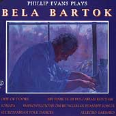 Bartók: Out of Doors, Sonata, etc / Phillip Evans