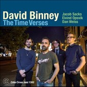David Binney: The  Time Verses [2/17]
