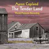Copland: The Tender Land / Sidlin, Hanson, Vargas, et al