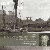 Britten the Performer 14 - Britten: Lachrymae, etc