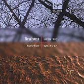 Brahms: Piano Trios Op 8 and 87 / Grieg Trio