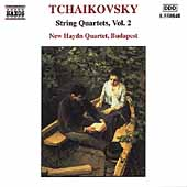 Tchaikovsky: String Quartets Vol 2 / New Haydn Quartet