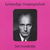Lebendige Vergangenheit - Set Svanholm